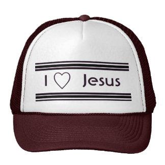 Amo a Jesús Gorro De Camionero