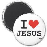 Amo a Jesús Iman De Nevera
