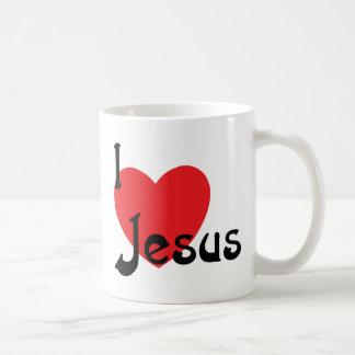 Amo a Jesús Tazas