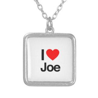 amo a Joe Colgante Cuadrado