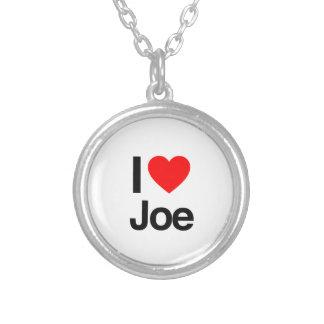 amo a Joe Colgante Redondo