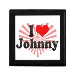 Amo a Johnny Caja De Recuerdo
