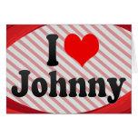 Amo a Johnny Tarjeton