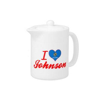 Amo a Johnson, Oklahoma