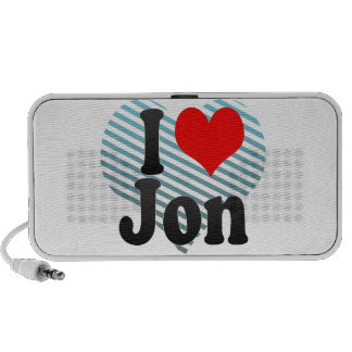 Amo a Jon Altavoces