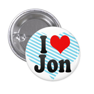 Amo a Jon Pin