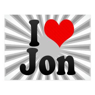 Amo a Jon Postal