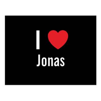 Amo a Jonas Postal