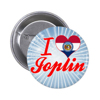 Amo a Joplin, Missouri Pins