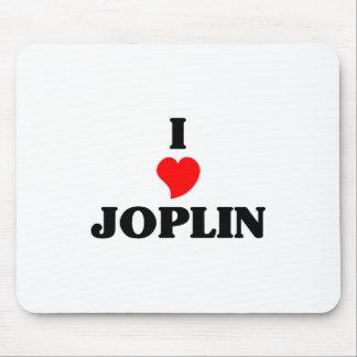 Amo a Joplin Tapetes De Raton