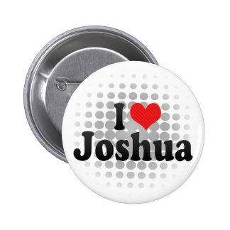 Amo a Joshua Pin