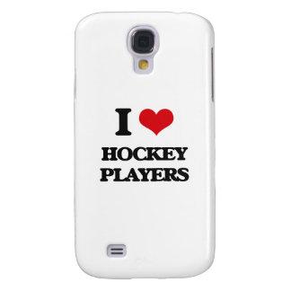 Amo a jugadores de hockey