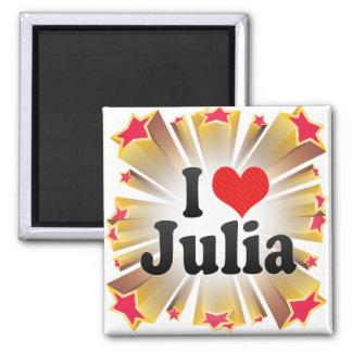 Amo a Julia Iman De Frigorífico