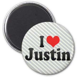 Amo a Justin Iman De Nevera