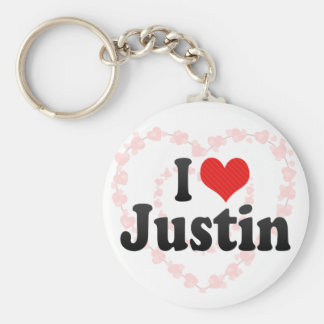 Amo a Justin Llavero