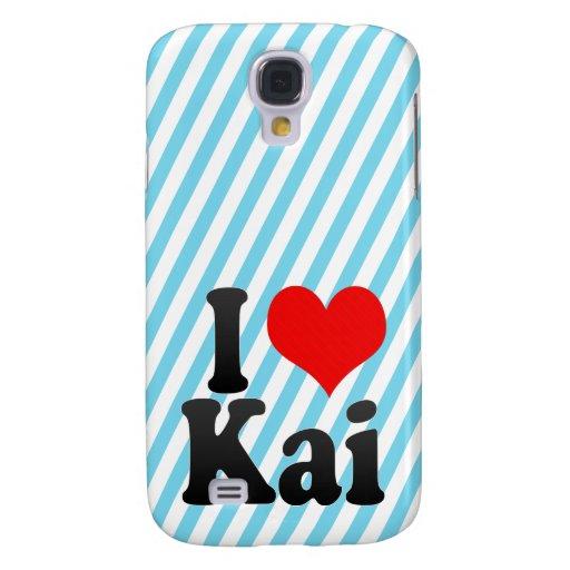 Amo a Kai Funda Para Galaxy S4