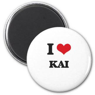 Amo a Kai Imán Redondo 5 Cm