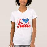 Amo a Katie, Oklahoma Camisetas