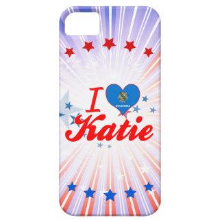 Amo a Katie Oklahoma iPhone 5 Case-Mate Funda