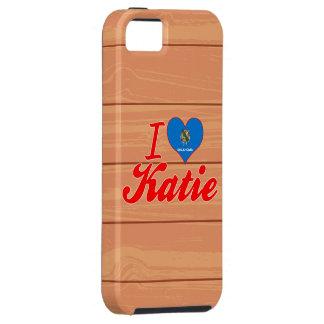 Amo a Katie Oklahoma iPhone 5 Case-Mate Cobertura
