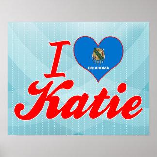 Amo a Katie Oklahoma Posters