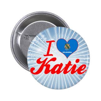 Amo a Katie Oklahoma Pin