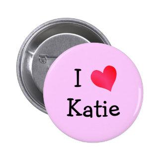 Amo a Katie Pins