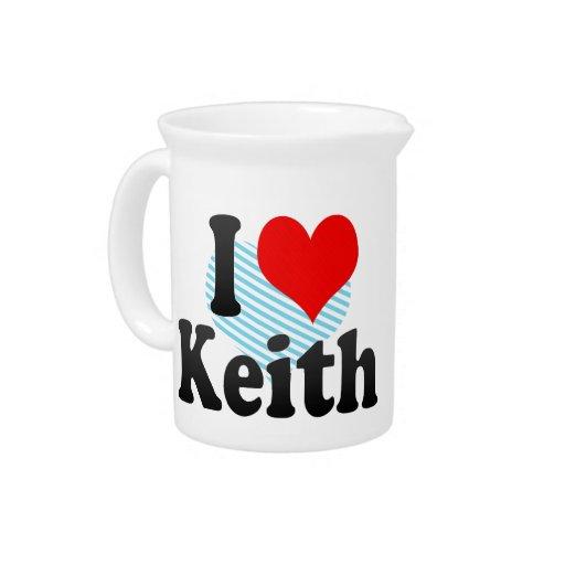 Amo a Keith Jarrones