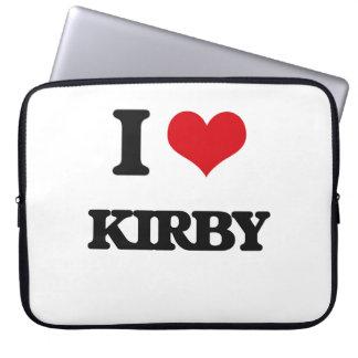 Amo a Kirby Manga Computadora