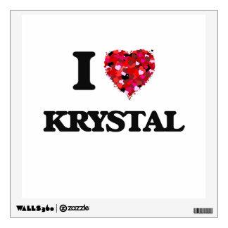 Amo a Krystal