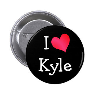 Amo a Kyle Pin