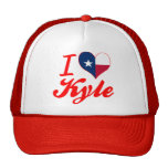 Amo a Kyle, Tejas Gorra