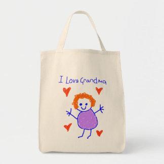 Amo a la abuela bolsa