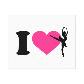 Amo a la bailarina del ballet