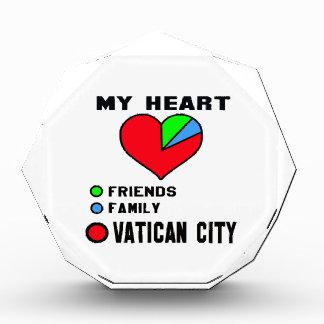 Amo a la Ciudad del Vaticano.