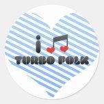Amo a la gente de Turbo Pegatina