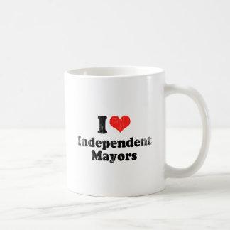 AMO a la INDEPENDIENTE MAYORS.png Tazas De Café