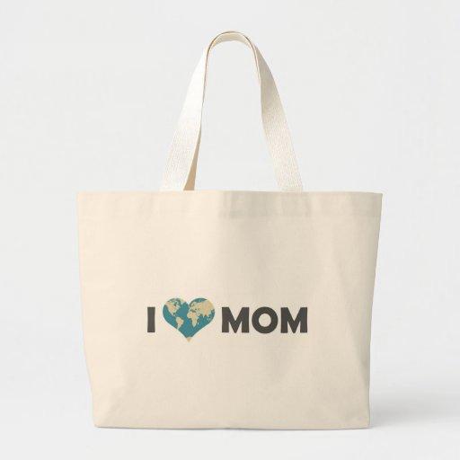 Amo a la mamá bolsas