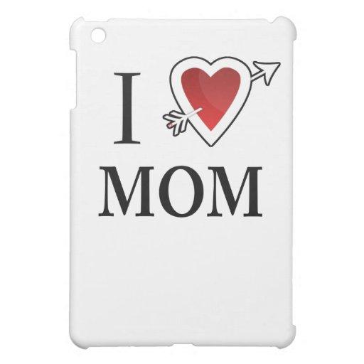 amo a la mamá iPad mini protectores