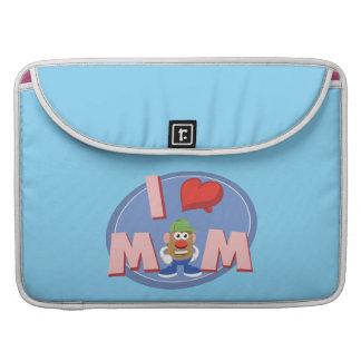 Amo a la mamá funda para macbook pro