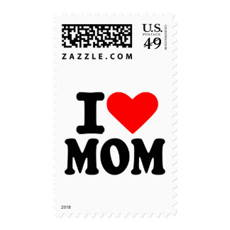 Amo a la mamá sellos