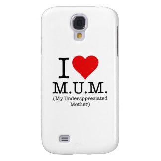 Amo a la momia (mi madre infravalorada) funda para galaxy s4