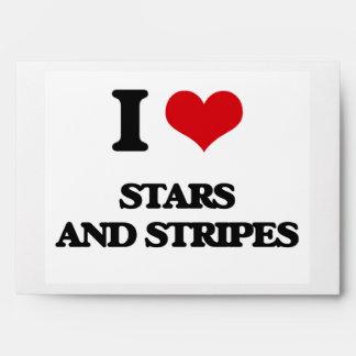Amo a las barras y estrellas