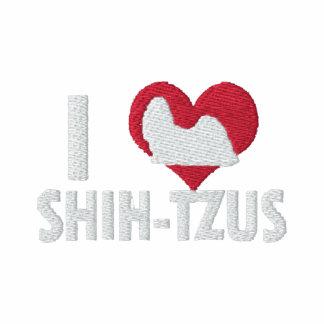 Amo a las mujeres de Shih Tzus Polo