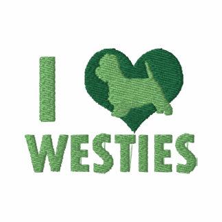 Amo a las señoras verdes de Westies
