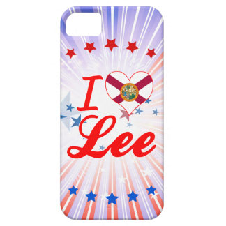 Amo a Lee la Florida iPhone 5 Case-Mate Fundas