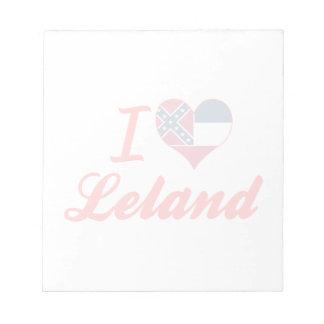 Amo a Leland, Mississippi Bloc