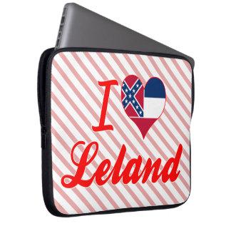 Amo a Leland, Mississippi Mangas Portátiles