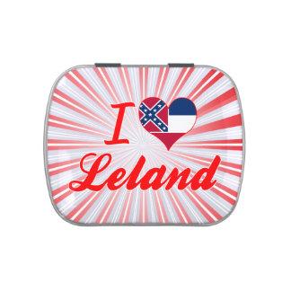 Amo a Leland, Mississippi Frascos De Caramelos
