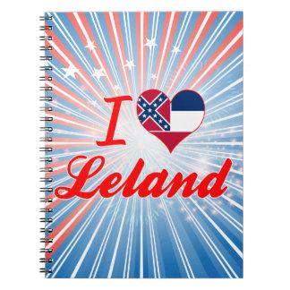 Amo a Leland, Mississippi Libro De Apuntes